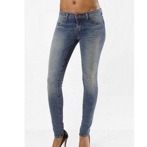 J. Brand Low Rise Leggings Jeans - 26